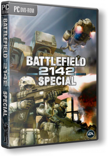 Battlefield 2142 Deluxe Edition (2007-2011/PC/RePack/Rus)