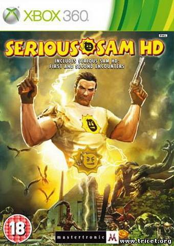 [XBOX 360] Serious Sam HD: The First And Second Encounter