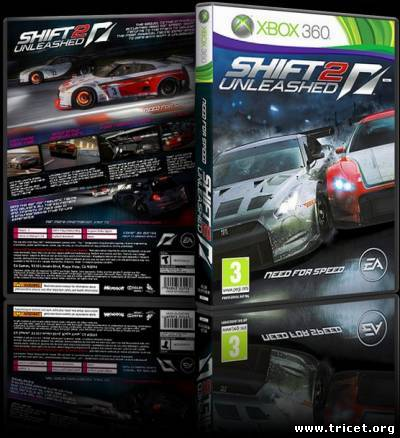 Need For Speed: Shift 2 Unleashed (2011/Xbox360/Eng)