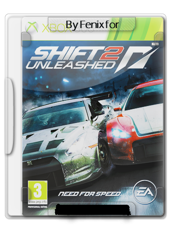 Need For Speed - Shift 2: Unleashed (2011/Xbox360/Rus)
