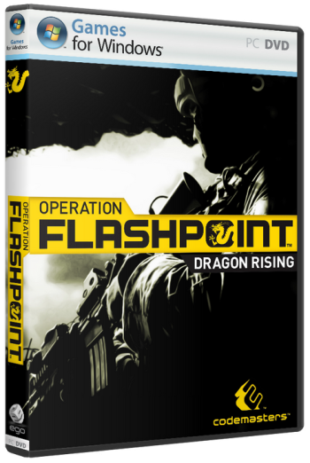 Operation Flashpoint 2 Dragon Rising (2009/PC/RePack/Rus)