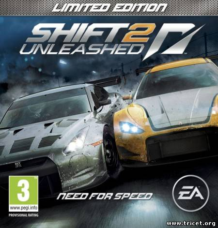Crack for Need For Speed: Shift 2 Unleashed