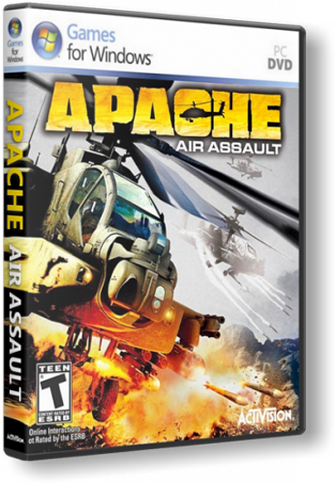 Apache: Air Assault (2010) PC | RePack