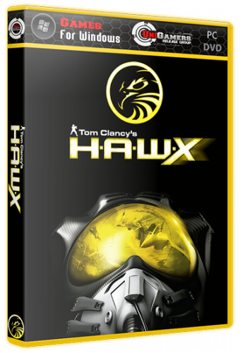 Tom Clancy's: H.A.W.X v.1.02 (2009/PC/RePack/Rus) by R.G. UniGamers