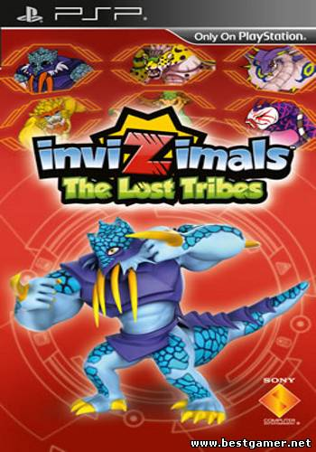 [PSP] Invizimals: The Lost Tribes [FULL][ISO][RUS]