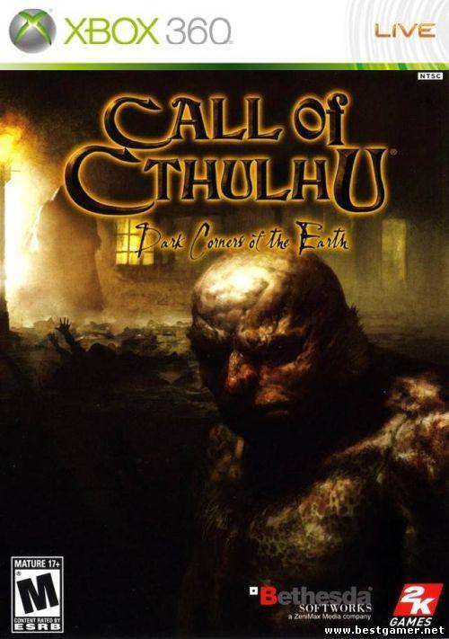 Call of Cthulhu: Dark Corners of the Earth (2006) [PAL][RUSSOUND][DVD9][iXtreme] (XGD2)