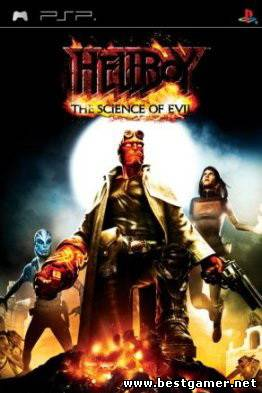 Hellboy The Science Of Evil [FULL][ISO][RUS]