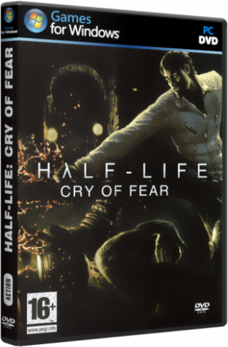 Half-Life: Cry of Fear - Прохождение / Cry of Fear - Solution (2012) WEBRip от Aresaka