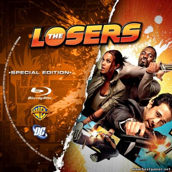 Лузеры / The Losers (2010) HDRip-AVC