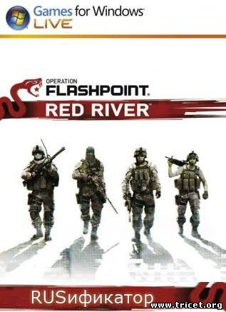 Русификатор текста для Operation Flashpoint: Red River (2011/PC/RUS)
