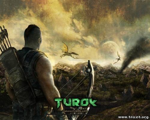 Турок / Turok (2008/PC/RUS/RePack) by R.G.R3PacK