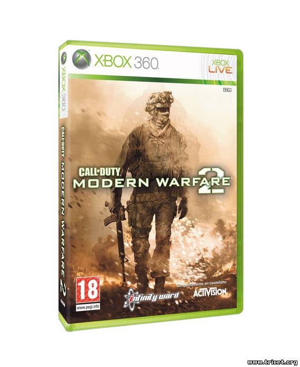 [XBox360]Call of Duty: Modern Warfare 2