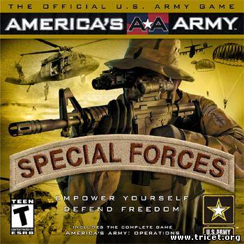 America's Army: Special Forces (2002/PC/Eng)