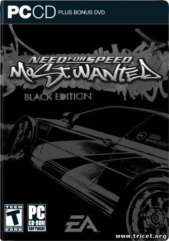Need for Speed: Most Wanted Black Edition