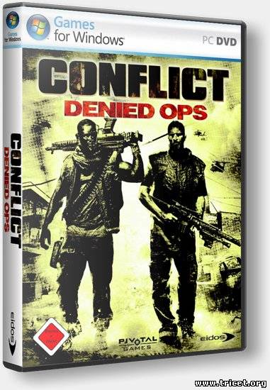 Conflict: Denied Ops [RUS] (2008) PC