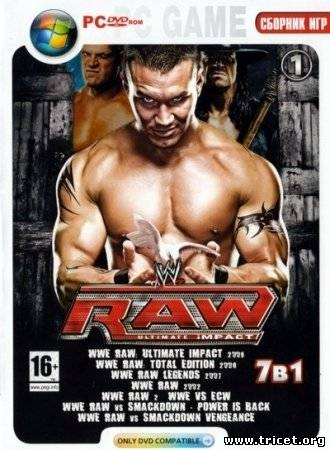 WWE RAW 7in1 (2009/PC/Eng)