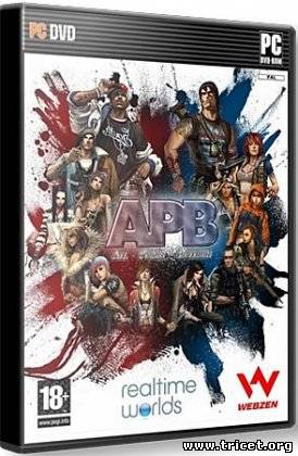 APB: Reloaded patch 1.5.0.76. (2011/PC/Rus)