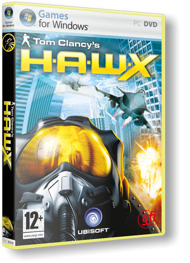 Tom Clancy's H.A.W.X. (2009) PC | Repack от Fenixx