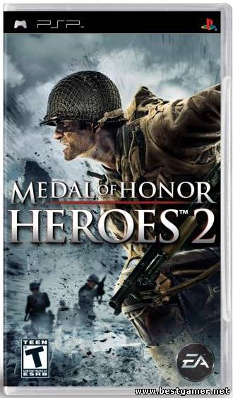 [PSP] Medal of Honor: Heroes 2 [Русский] (2007)