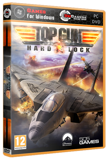 Top Gun: Hard Lock (2012) [Repack, Англ​ийский, Arcade / Flight Combat / 3D / 3rd Person] от R.G. UniGamers