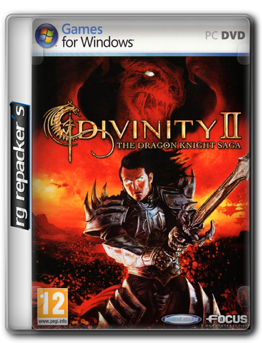 Divinity 2: The Dragon Knight Saga [v 1.4.9.65] (2010) [RePack,Русский,RPG / ] от R.G. Repacker's