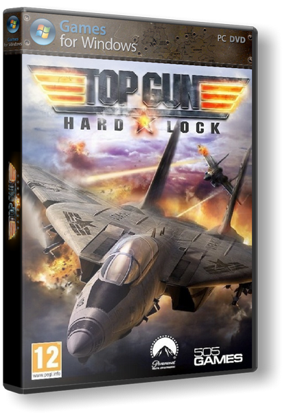 Top Gun: Hard Lock (505 Games) (ENG) [Lossless RePack] by [~ISPANEC~]