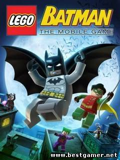 [Java] LEGO Batman: The Mobile Game [Экшены, 128*128, 128*160, 176*208, 176*220, 240*320, 240*400, 240*432, 320*240, 360*640 gameloft 2011]