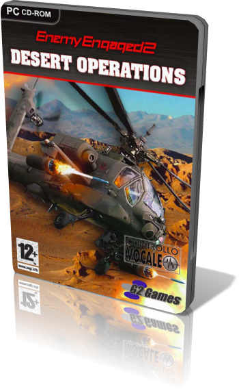 Enemy Engaged 2: Буря в пустыне / Enemy Engaged 2: Desert Operations (2009) PC | Repack от Fenixx