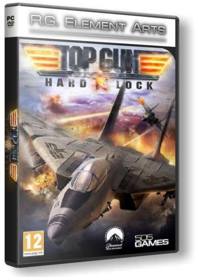 Скачать Top Gun: Hard Lock (2012) [ENG] [RePack] от R.G. Element Arts