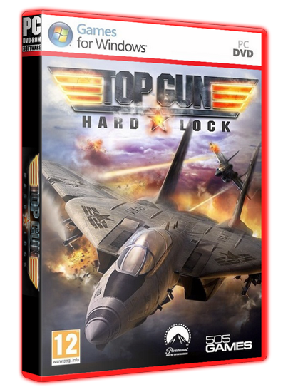 Top Gun - Hard Lock (505 Games) (MULTI5) [Repack] От z10yded(08.04.12 15:00 )