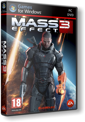 Mass Effect 3: Digital Deluxe Edition + DLC [v.1.1.5427.4] (2012) [RePack, Русский (Shooter) / RPG ] R.G.BoxPack (Обновлено 07.04.2