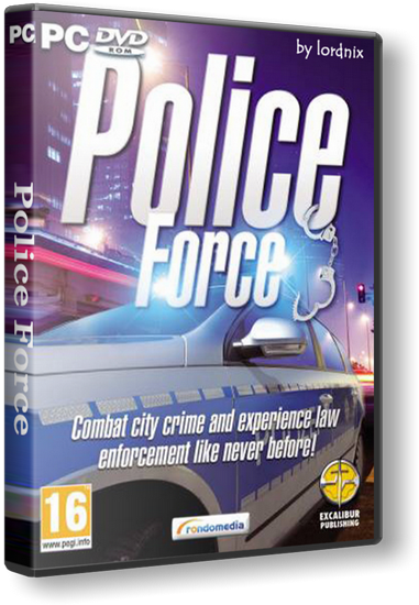 Police Force (Excalibur Publishing) (RUS/ENG) (P)