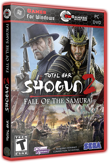 Total War: Shogun 2 - Закат Самураев / Total War: Shogun 2 - Fall of the Samurai (2012) [v1.1.0] [RePack, Русский, Strategy (Real-time / T