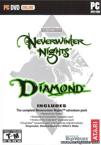 Neverwinter Nights - Diamond Edition (2005) PC | RePack от R.G bestgamer