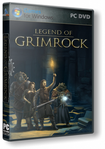 Legend of Grimrock (2012) [RePack,Английский,RPG (Hack-and-slash) / 3D / 1st Person] от R.G.BoxPack