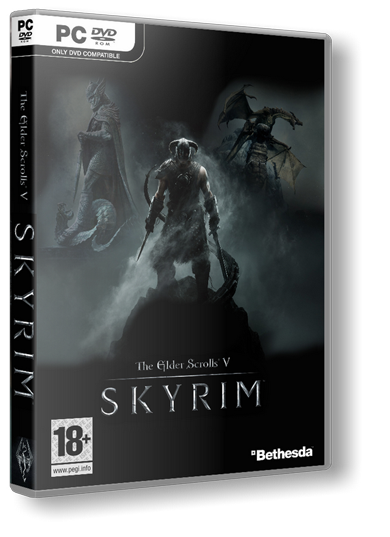 Древние свитки V: Скайрим / The Elder Scrolls V: Skyrim + HD Texture Pack (Bethesda Softworks / 1С-СофтКлаб / 2011 / RUS) [Repack] от R.G. V