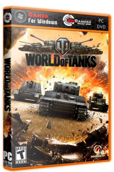 World of Tanks v 0.7.2 (2010) [Repack, Русский, Action / 3D / 3rd Person / Online-only] от R.G. UniGamers