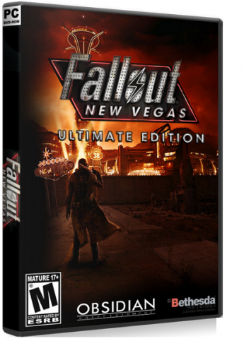 Fallout: New Vegas - Ultimate Edition (RePack by R.G. Механики) / (2012) Интерфейс RUS/ENG (Bethesda Softworks) (ENG+RUS) [Repack]