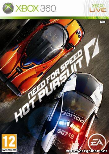 Need For Speed: Hot Pursuit (2010) [Region Free / FULLRUS] [GOD] [Любой даш] [Region Free / RUS]