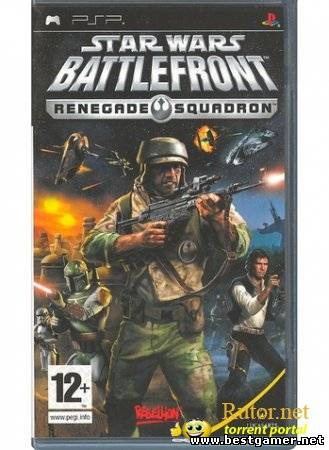 Star Wars Battlefront Renegade Squadron (2007, Action,ENG)