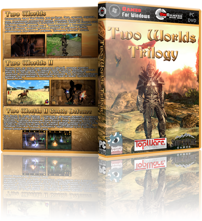 Антология Two Worlds (TopWare Interactive) (RUS/ENG) [RePack] от R.G. UniGamers