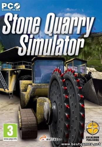 Stone Quarry Simulator 2012 (Astragon) (ENG) [L]