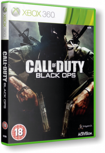 Call of Duty Black Ops (2010/Xbox360/ENG)
