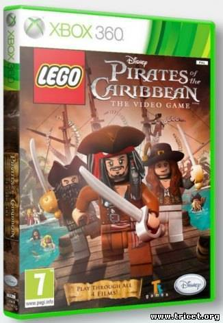 LEGO Pirates of the Caribbean (2011/Xbox360/Eng)