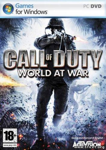 Call of Duty - World at War (2008/PC/RUS/Repack)
