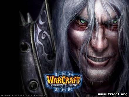 Warcraft 3: Frozen Throne v.1.24c (2010/PC/RePack/Rus)