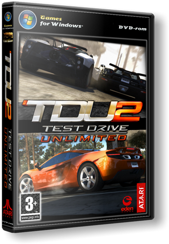 Test Drive Unlimited 2 (2011/PC/Русский/RePack)