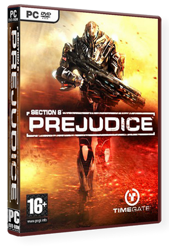 Section 8: Prejudice (2011/PC/RePack/Eng) by -Ultra-