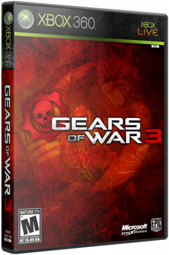 Gears of War 3 Beta (2011/Xbox360/Eng)