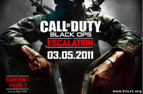 Call of Duty: Black Ops - First strike & Escalation DLC [GOD] (2011/Xbox360/Eng)